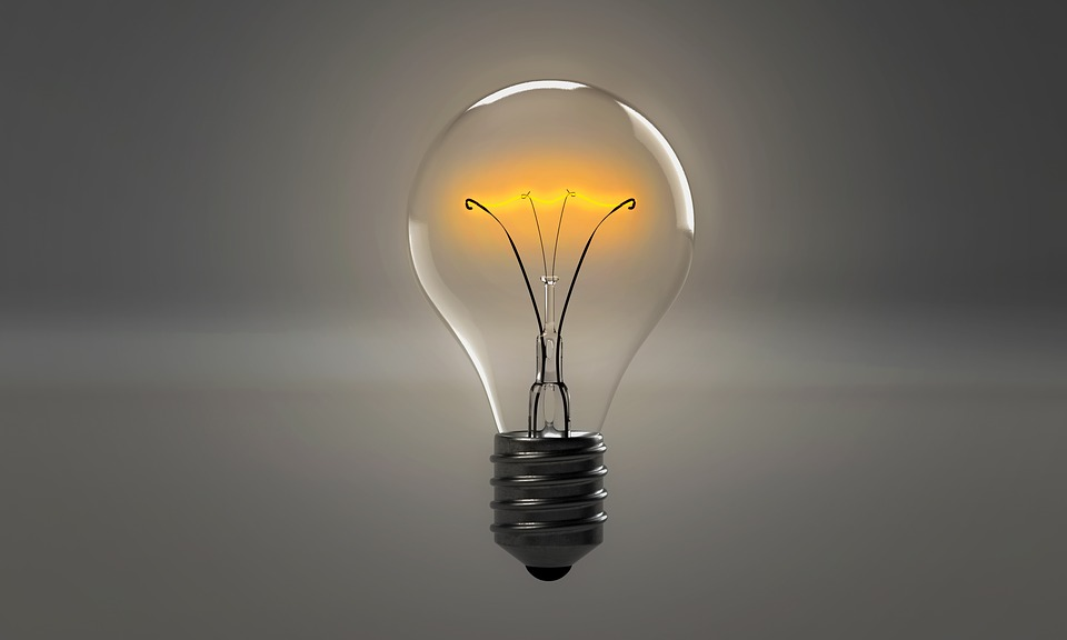 Idea Innovation Bulb Energy Light Power Lightbulb