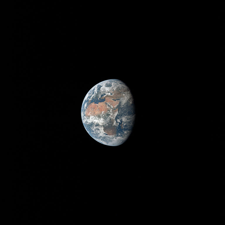 Earth from Apollo