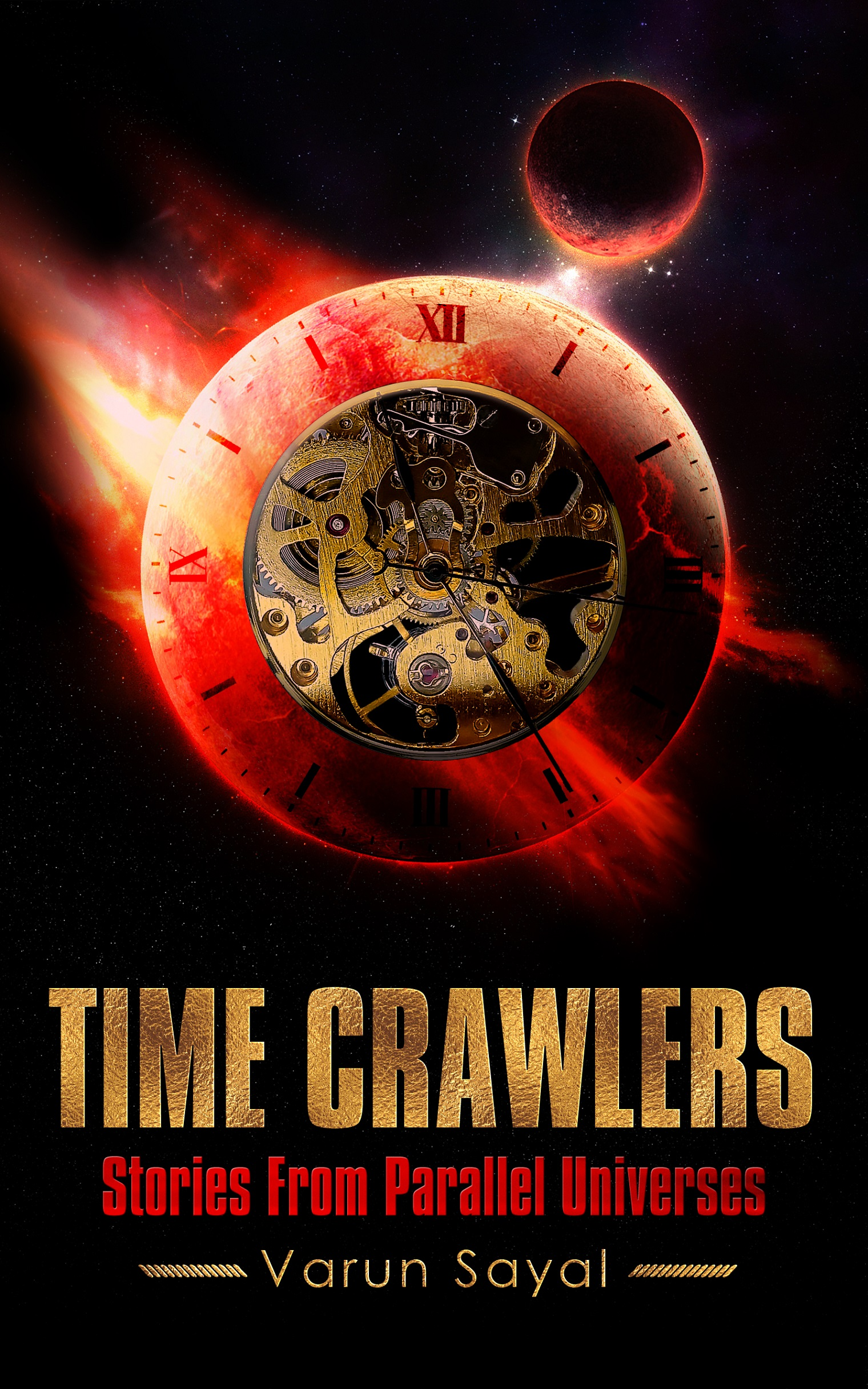 Time Crawlers By Varun Sayal